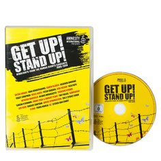 Koop nu de dvd Get Up! Stand Up! Human Rights Now