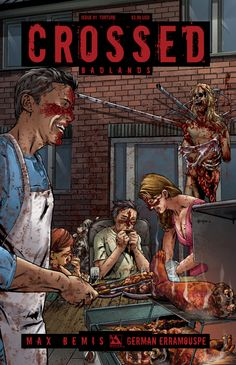77 best crossed images on pinterest crossed comics horror comics