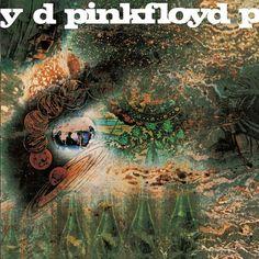 Pink Floyd - A Saucerful Of Secrets  Columbia SCX 6258 - Enregistré les 7 & 8 août 1967, les 9 au 11 et 19 octobre 1967 et du 18 janvier au 3 mai 1968 - Sortie le 29 juin 1968  Note: 7/10