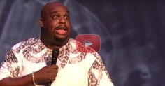Pastor John Gray Gives a Hilarious Message on Being Yourself