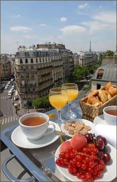 Terrace Apartment Paris, France on Boulevard Saint-Germain Saint Germain, St Germain Paris, Paris In Spring, Snack Recipes, Dessert Recipes, Paris Hotels, Sunday Brunch, Party Cakes, How To Take Photos