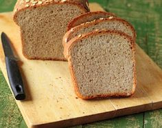 Everyday Whole Wheat Sandwich Bread. Vegan