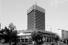 Modernistyczny Poznań: Uniwersytet Ekonomiczny - Collegium Altum