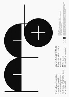 Serie of posters for lectures about architecture.