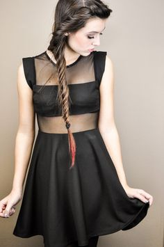 Awesome Little Black Dress by Jondie.com