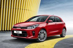 The new Kia Rio has been revealed in pictures ahead of the car's global debut, check them out http://www.autocar.co.uk/car-news/new-cars/2017-kia-rio-revealed-ahead-paris-debut