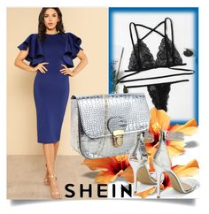 """SHEIN V/1"" by betty-boop23 ❤ liked on Polyvore featuring Sheinside and shein"
