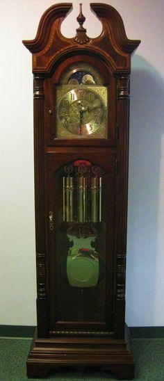 Sligh Triplechime Grandfather Clock Repair Clocks