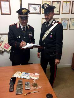 Perquisizione domiciliare a casa di un pescatore i Carabinieri trovano 2 etti e mezzo di hashish