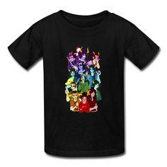 Kid's Cute Homestuck T-shirts By Mjensen