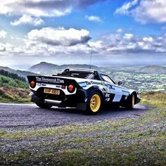 Lancia Stratos Sport Cars, Race Cars, Because Race Car, Mechanical Art, Rally Car, Vintage Racing, Amazing Cars, Cars And Motorcycles, Cool Cars