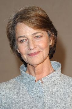 Charlotte Rampling | b. 1946 She looks just like my mother. ~Susan