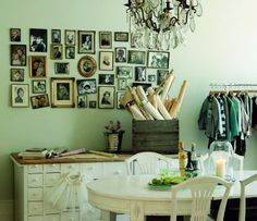bohemian vintage interiors   boligtorvet+-+vintage+-+bohemian+-+Dining+Room+-+decor+-+interior ...