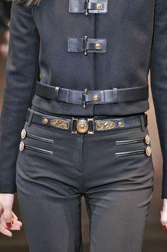 Versace f/w 2014-15