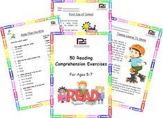 English reading comprehension book pdf