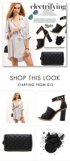 """""""SheIn"""" by amra-mak ❤ liked on Polyvore featuring Tiffany & Co. and shein"""