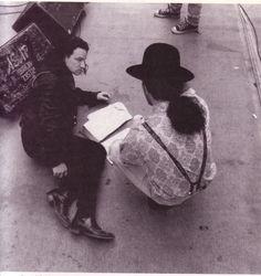 Edge and Bono-probably 1987