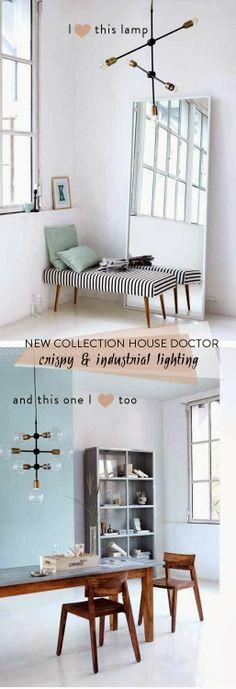 House Doctor 2014 | lampen inspiratie
