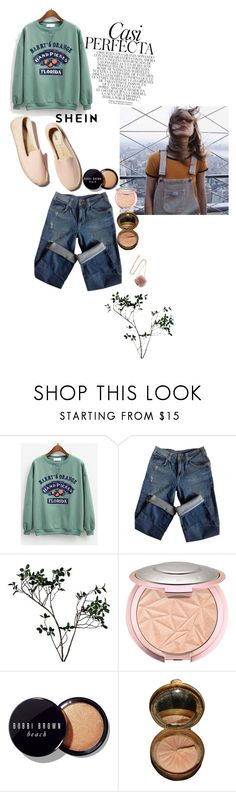 """Sem título #869"" by joananazar on Polyvore featuring moda, GET LOST, Whiteley, Sandro, Abigail Ahern, Soludos, Bobbi Brown Cosmetics e Kimberly McDonald"