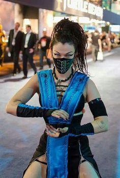 Mortal Combat. I love this!!