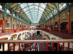 Covent Garden - London Shopping Attractions.