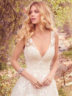 Meryl Wedding Dress   Maggie Sottero