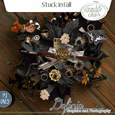 Stuck in Fall by Dafinia Designs http://www.pixelpress.nl/designer/dafiniadesigns http://digital-crea.fr/shop/index.php?main_page=index&cPath=155_366