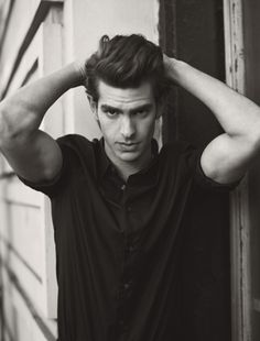 the awkward nerd in me loves him, plus hes british, oh and spiderman. Andrew Garfield.