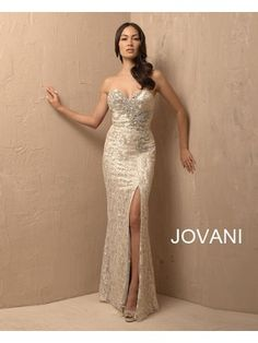 Jovani 702 - Jovani Evening - Mothers & Evening Madame Bridal #timelesstreasure