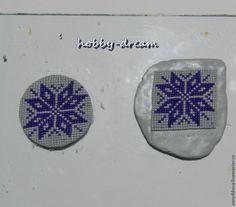 Мастер-класс: снежинка из полимерной глины