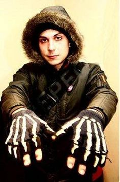 Frank Iero ~ My Chemical Romance