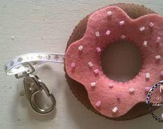 Chaveiro Donut / Rosquinha