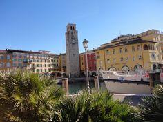 Riva del Garda Riva Del Garda, San Francisco Ferry, Building, Travel, Viajes, Buildings, Destinations, Traveling, Trips