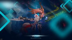 Victory #Duelyst
