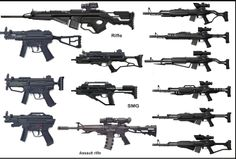 Weapon | weapon design shadowrun 2007 more weapons click here