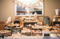 Romantic Pink and White Wedding | Anita Martin Photography | Bridal Musings Wedding Blog33 -Wedding favors