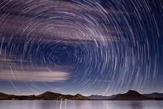 When You Wish Upon a Star #stars #sky #night #photography #landscape #long #exposure #circular #movement