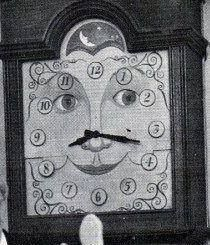 Remember what this is from???? It's Grandfather Clock from Captain Kangaroo