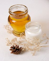 Coconut Milk and Honey
