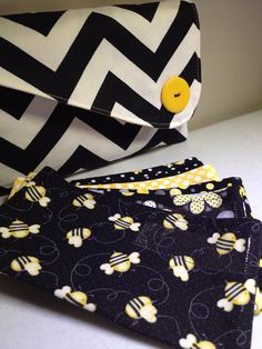 Ready to ship Cash Envelope System  Bumblebees  by daisylanedesign, $38.00