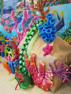 Resultado de imagen de churros piscina algas #homedecor #decoration #decoración #interiores