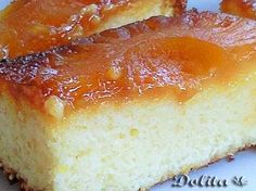 BIZCOCHO DE PIÑA Y CARAMELO Sweet Recipes, Cake Recipes, Dessert Recipes, Hispanic Desserts, Yummy Drinks, Yummy Food, Types Of Cakes, Pan Dulce, Cakes And More