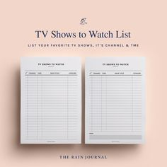 To Do Lists Printable, Printable Planner, Printables, Lists To Make, Office And School Supplies, Planner Inserts, Note Paper, Letter Size, Planners