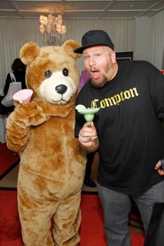 Stephen Kramer Glickman and BEAR BOTTOM CANDLES at Red Carpet Events LA Teen Choice Gifting Suite 2013