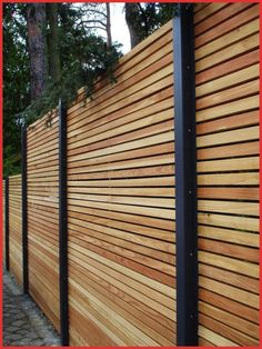 Garten face safety fence-wood-metal low-larch-height-gray-white-of-wood-metal-set-offer-design-secre