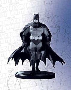 Perez, George-Batman, the statue, in AchimReinecke's Perez, George Comic Art Gallery Room - 561712