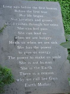 ~Mother Earth~