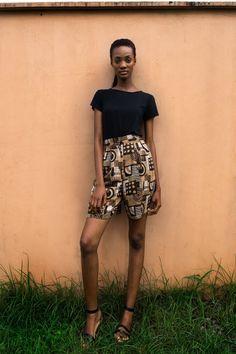 Funmi Akinjiola, 18, Lagos