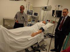 Rotary Hawthorn - Epworth Hospital Visit