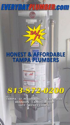 Gas Hot Water Heater Troubleshooting Repair Light The